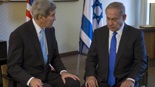 Kerry ruft zu Ende der Gewalt auf