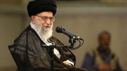 Chamenei schließt Kontakte zu Vereinigten Staaten aus