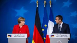 Auftritt eines europäischen Überzeugungstäters