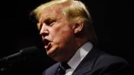 Trumps Briefing würden sie notfalls tanzen