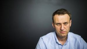Nawalny nach eigenen Angaben festgenommen