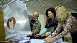Keine Opposition mehr im Minsker Parlament
