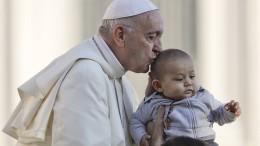 """Papst: Abtreibung ist wie """"Auftragsmörder"""" bestellen"""