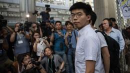Früherer Protestführer vorzeitig freigelassen