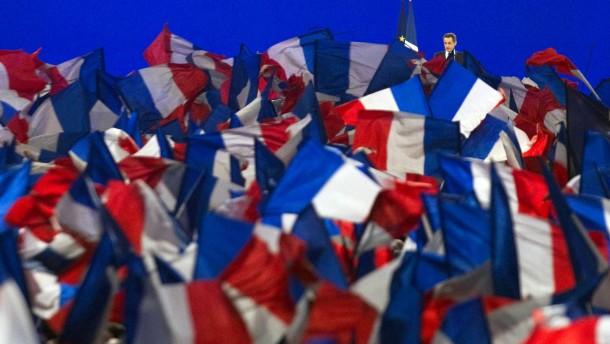 Das starke Frankreich ist aus dem Häuschen