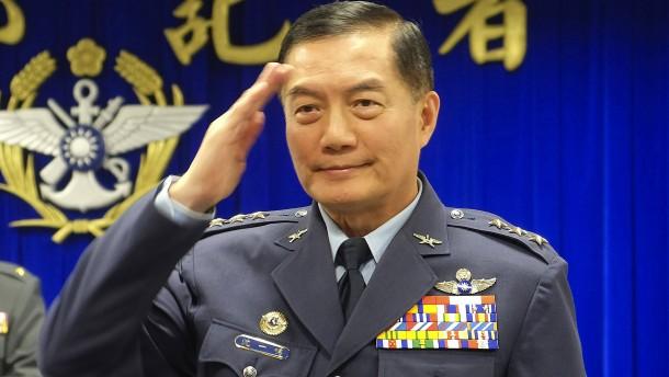 Taiwans Generalstabschef bei Hubschrauberabsturz getötet