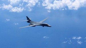 Amerika schickt Bomber nach Korea
