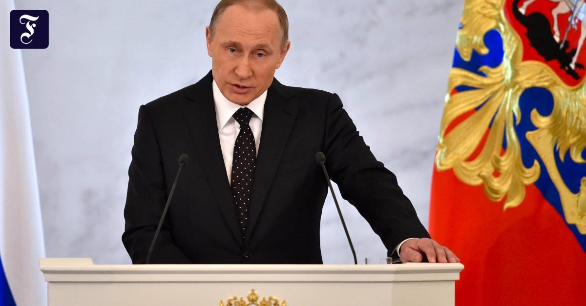 Putin Droht Türkei