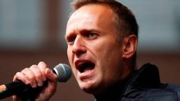Nowitschok war wohl in Nawalnyjs Wasserflasche