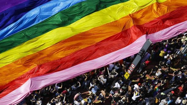 In Brasilien ist Homophobie jetzt ein Verbrechen