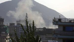Taliban kündigen mehr Anschläge in Kabul an