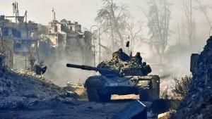 Kämpfe in Aleppo gehen weiter