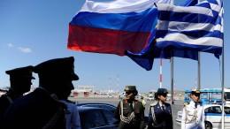 Griechenland kritisiert russische Ausweisung von Diplomaten
