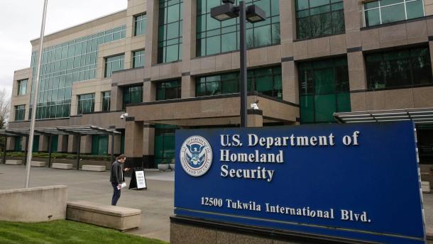 Auch Außen- und Heimatschutzministerium betroffen