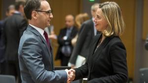 EU verzichtet auf klare Schuldzuweisung