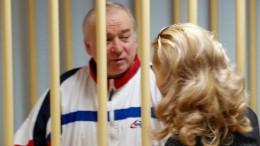 Ärzte befürchten Tod von russischem Agenten