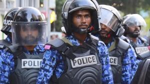 Ausnahmezustand auf den Malediven vorbei