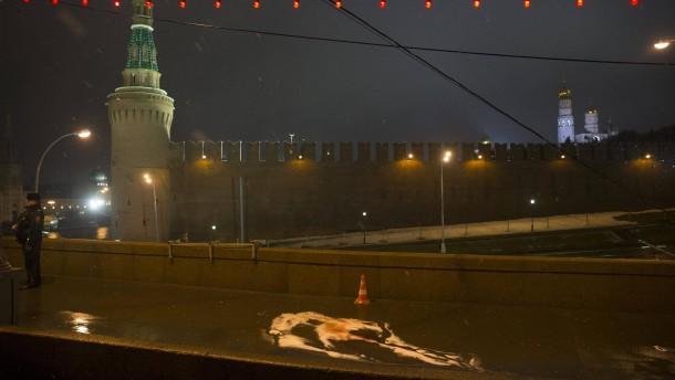 Wer tötete Boris Nemzow?