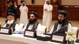 Pakistans Regierung will Gespräche mit Taliban führen