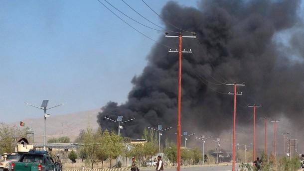 Mehrere Tote nach Taliban-Anschlag