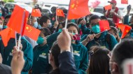 Für einige Ausländer wird es in Peking inzwischen unangenehm.