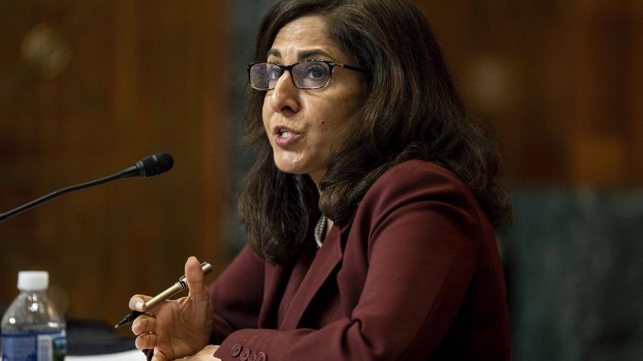 Musste zurückziehen: Neera Tanden im Februar in Washington