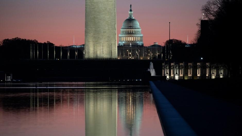 Amerika: Wie Phönix aus der Asche