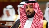 Kronprinz von Saudi-Arabien: Muhammad Bin Salman.