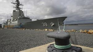 Australien erwägt Aufrüstung der Marine