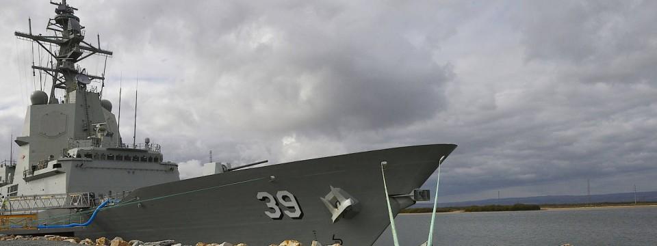 Australien Marine