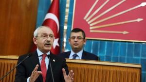Opposition will Erdogans Pläne bekämpfen