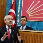 """Spricht von einer """"Katastrophe"""": der CHP-Vorsitzende und Oppositionsführer Kemal Kilicdaroglu."""