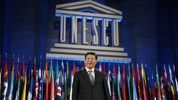 Pekings Griff nach der Weltkultur