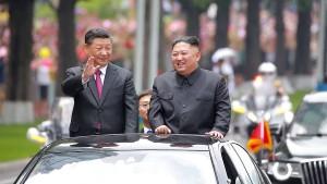 Nordkorea und China wollen Zusammenarbeit vertiefen