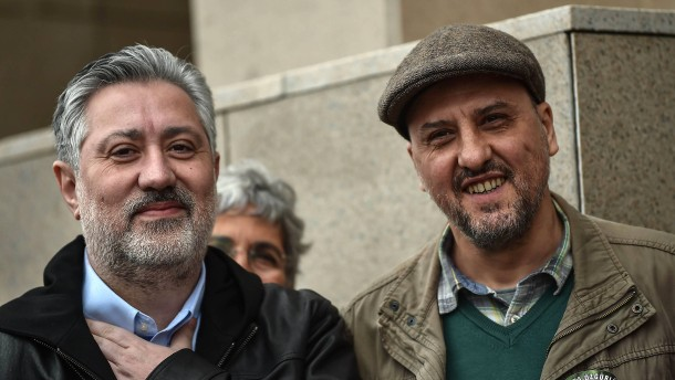 Menschenrechtsgerichtshof verurteilt die Türkei