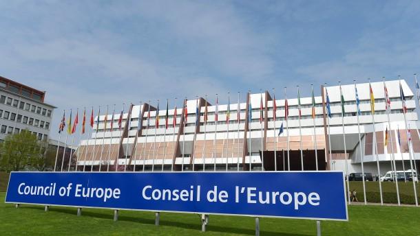 Ein Schlag gegen den Europarat