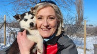 Marine Le Pen – süß und giftig
