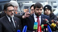 Treffen der Kontaktgruppe in Minsk abgesagt
