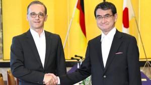 Außenminister vereinbaren engere Kooperation