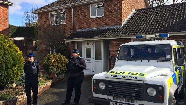Britische Behörden haben Verdächtige identifiziert