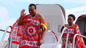 """Swasilands König tauft sein Reich in """"eSwatini"""" um"""
