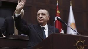 Helfen, ohne Erdogan zu belohnen