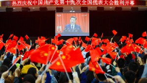 Chinas Wachstum kommt Peking wie bestellt
