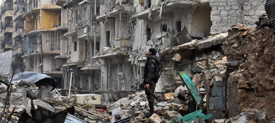 Wieso Ist In Syrien Krieg