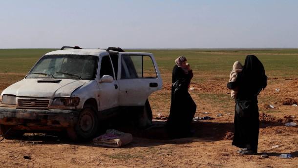 Im Geheimdienst des IS
