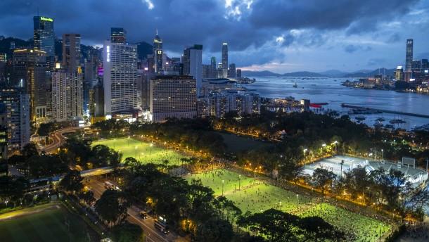 Wie Festland-Chinesen Hongkong verändern