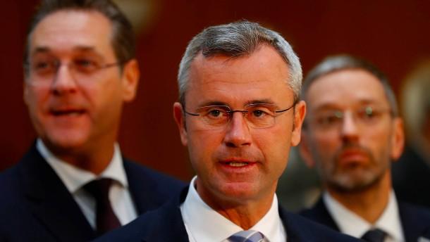 Norbert Hofer wird neuer FPÖ-Chef