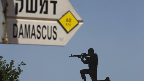 Syrische Regierung erklärt Damaskus für sicher