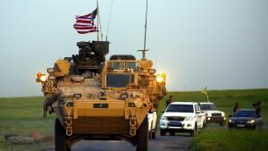 Kampf um die Konkursmasse des IS