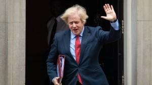 "Nimmt Boris Johnson einen ""No Deal Brexit"" hin?"